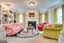 Living Room - 2148 LILY POND DR, FALLS CHURCH