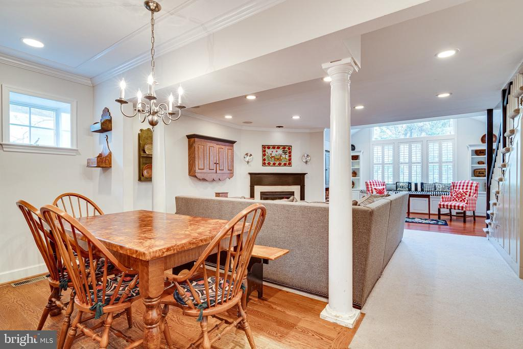 Breakfast Area - 2148 LILY POND DR, FALLS CHURCH