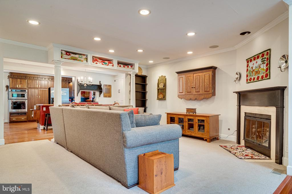 Family Room - 2148 LILY POND DR, FALLS CHURCH
