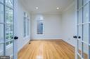 HOME OFFICE/LIBRARY - 23002 LOIS LN, BRAMBLETON