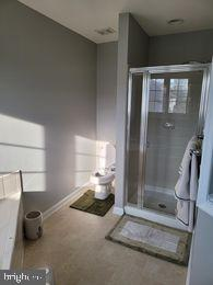 Master Bath - 43023 TIPPMAN PL, CHANTILLY