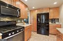 Kitchen - Sleek Appliances, Pantry, & GAS COOKING! - 11007 HOWLAND DR, RESTON