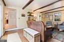 Bourbon Room Boasts Beautiful Parquet Floors! - 11007 HOWLAND DR, RESTON