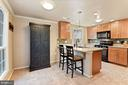 Kitchen - Renovated Top-to-Bottom in 2015! - 11007 HOWLAND DR, RESTON