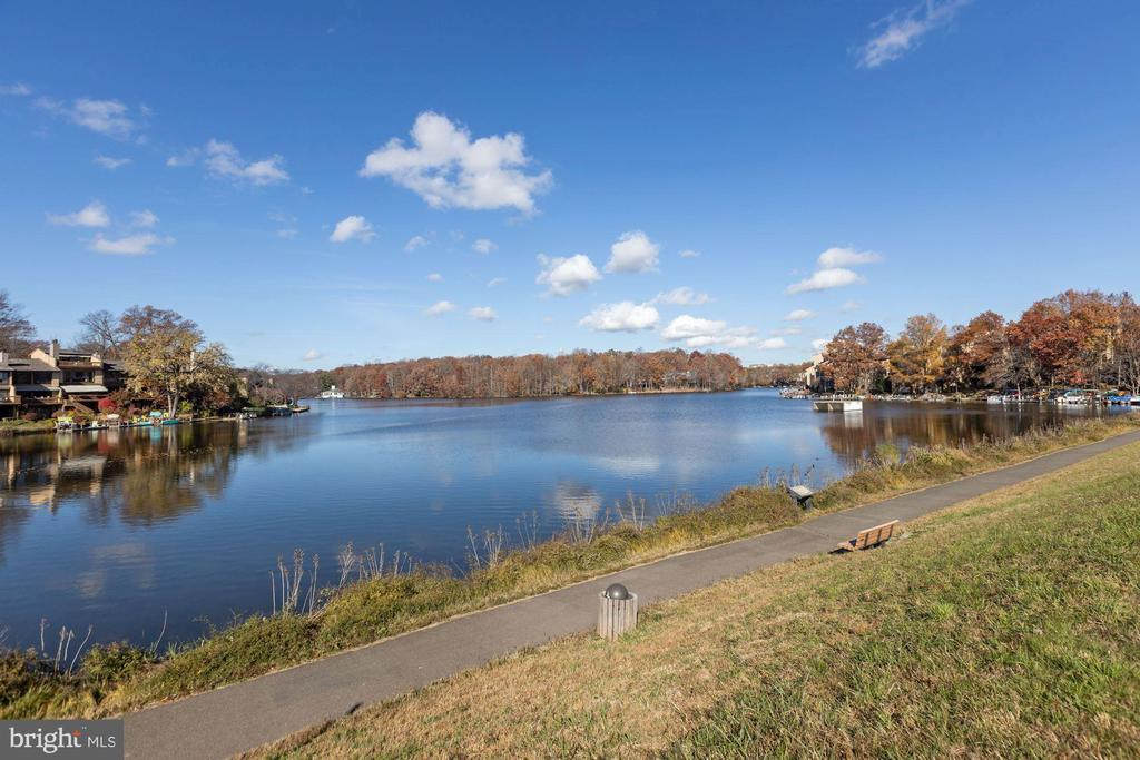 Love Lake Living?  Reston Has Got You Covered! - 11007 HOWLAND DR, RESTON