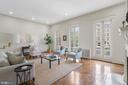 Living Room - 2358 MASSACHUSETTS AVE NW, WASHINGTON