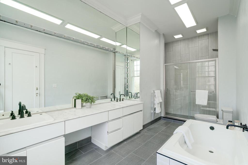 Primary Bathroom - 2358 MASSACHUSETTS AVE NW, WASHINGTON