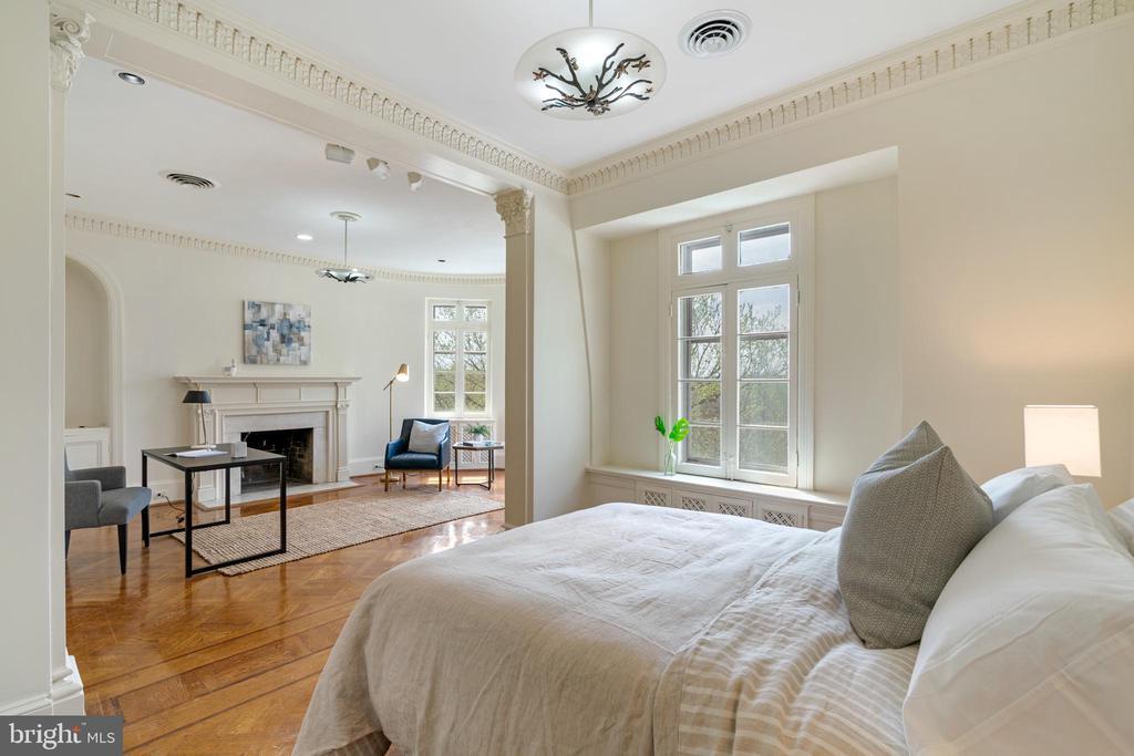 Bedroom 3 - 2358 MASSACHUSETTS AVE NW, WASHINGTON