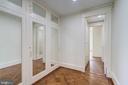 Primary Dressing Room 1 - 2358 MASSACHUSETTS AVE NW, WASHINGTON