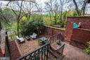 Rear Terrace - 2358 MASSACHUSETTS AVE NW, WASHINGTON