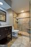 Tiled glass shower - 54 CHRISTOPHER WAY, STAFFORD