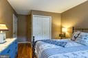 Bedroom 2 - 54 CHRISTOPHER WAY, STAFFORD