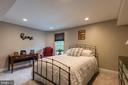 Spacious Bedroom 5 - 54 CHRISTOPHER WAY, STAFFORD