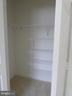 Two Walk in closets in Primary Bedroom - 19365 CYPRESS RIDGE TER #416, LEESBURG