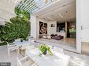 Indoor/Outdoor Living - 3304 R ST NW, WASHINGTON