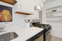 New quartz counters - 1033 N MONROE ST, ARLINGTON