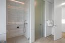 Owner's Bath - 4640 CATHEDRAL AVE NW, WASHINGTON