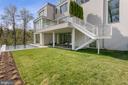 Rear Garden - 4640 CATHEDRAL AVE NW, WASHINGTON