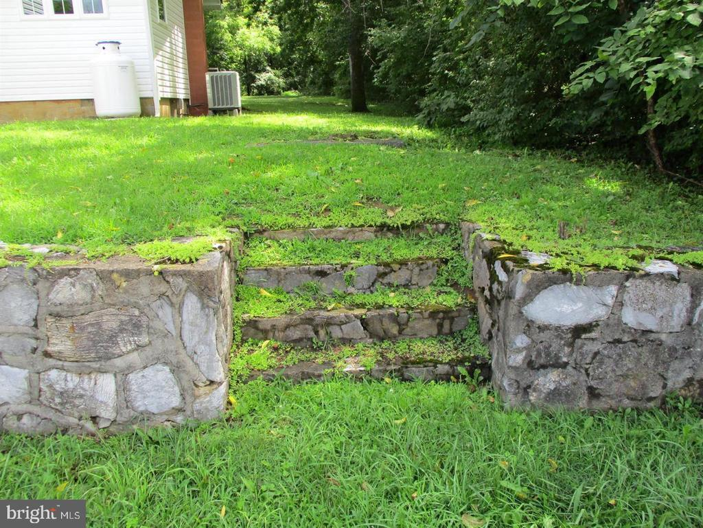 Original Stone Features - 29 S GREENWAY AVE, BOYCE