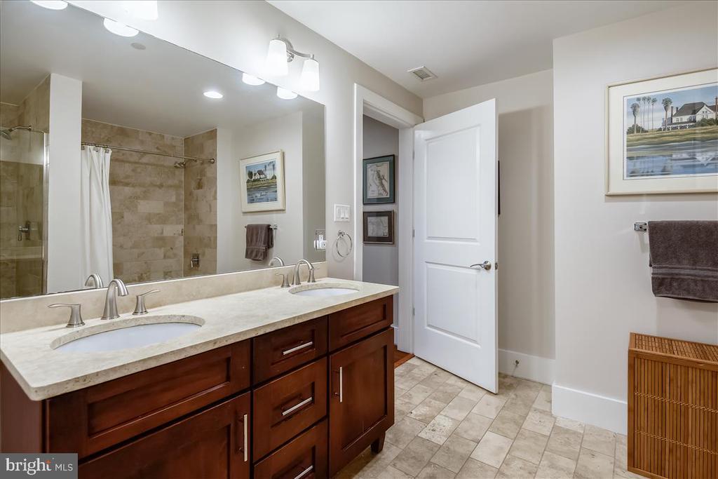 Primary Ensuite Bathroom - 1615 N QUEEN ST #M204, ARLINGTON