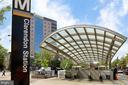 Metro Station (less than a block) - 1200 N HARTFORD ST #502, ARLINGTON
