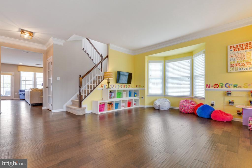 Open Living Room - 24215 CRABTREE CT, ALDIE