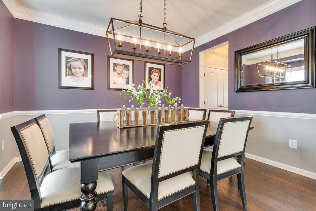 Formal Dining Room - 24215 CRABTREE CT, ALDIE