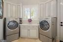 Main Level Laundry Room - 22608 CREIGHTON FARMS DR, LEESBURG