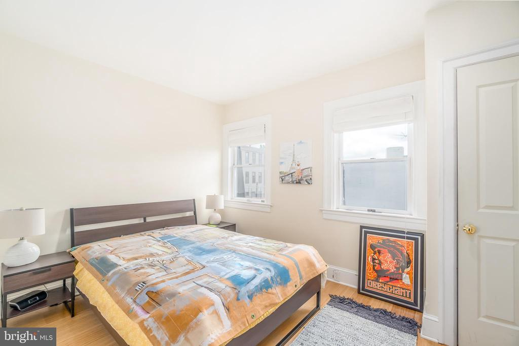 Second bedroom of Unit 2 - 1723 19TH ST NW, WASHINGTON
