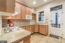 Kitchen, Unit 1 - 1723 19TH ST NW, WASHINGTON