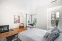 Gorgeous bedroom suite in Unit 2 - 1723 19TH ST NW, WASHINGTON
