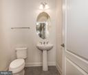 Powder Room - 22525 WILLINGTON SQ, ASHBURN