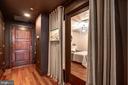 Guest Quarters Entrance - 1615 N QUEEN ST #M303, ARLINGTON