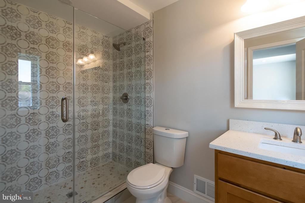 3rd Full Bath - Lower Level 1 - 13203 TAMARACK RD, SILVER SPRING