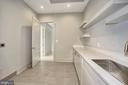 Laundry room / upper level - 5800 37TH ST N, ARLINGTON