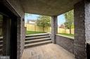 Side patio/porch - 5800 37TH ST N, ARLINGTON