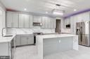Kitchen - 22646 TAYLORSTOWN HUNT CT, ASHBURN