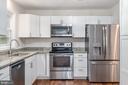 2017 new appliances, 2020 new fridge - 330 TULIP CIR, FREDERICKSBURG