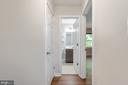 Hall bathroom for secondary rooms - 330 TULIP CIR, FREDERICKSBURG