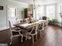 Spacious Dining Room - 20857 ASHBURN RD, ASHBURN