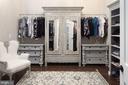 Master Bedroom Dressing Room/ Closet - 20857 ASHBURN RD, ASHBURN
