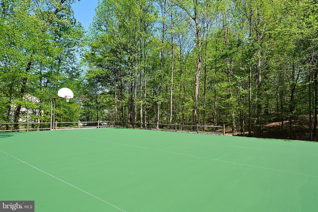 Timber Ridge Community Basketball Court - 8900 MAGNOLIA RIDGE RD, FAIRFAX STATION