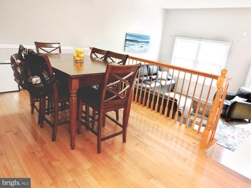 Dinning room - 6343 BUFFIE CT, BURKE