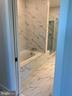 Primary Bath w/ soaking tub - 44691 WELLFLEET DR #305, ASHBURN