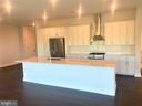 Large Kitchen Island for the home chef - 44691 WELLFLEET DR #305, ASHBURN