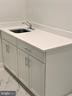 Laundry sink & cabinets - 44691 WELLFLEET DR #305, ASHBURN