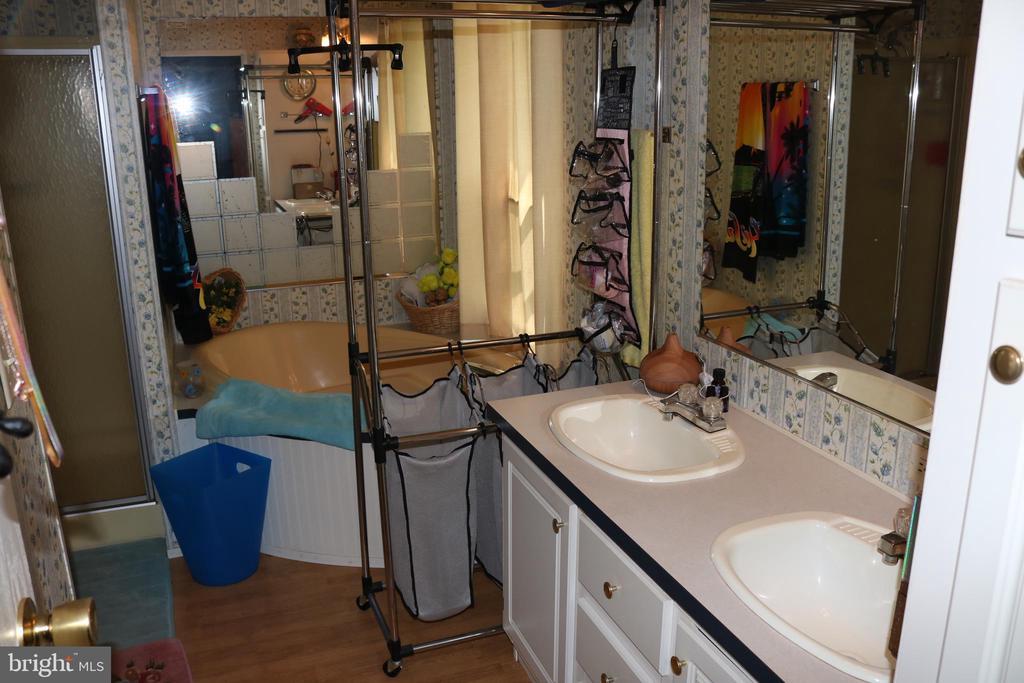 Primary Bathroom - 13708 GABRIEL CT, SPOTSYLVANIA