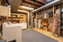 Basement Utility/Storage Room - 2309 N SIBLEY ST, ALEXANDRIA