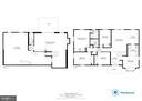 Floor plan renderings - 5041 KING RICHARD DR, ANNANDALE
