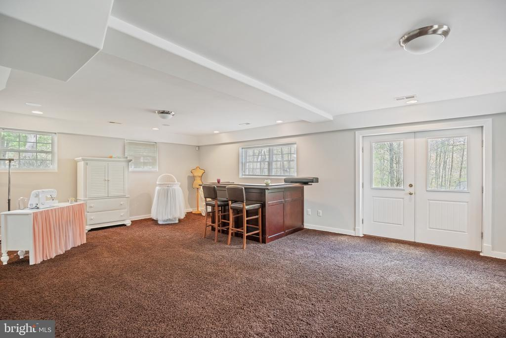 Hobby/Craft room or Bar you choose - 12620 CHEWNING LN, FREDERICKSBURG